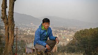 El turismo no escala por el país del Himalaya