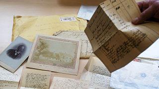 Alois Hitler'e ait mektuplar