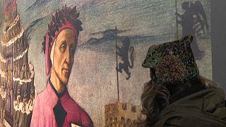 Una rappresentazione di Dante