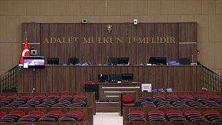 Duruşma salonu (arşiv)