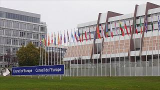 Strazburg Avrupa Konseyi