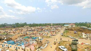 Explosões arrasam campo militar na Guiné Equatorial
