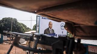 Central African Republic gears up for tense vote amid violence