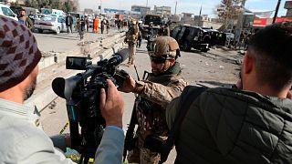 السعودية نيوز |      مقتل 65 صحفياً حول العالم في 2020 ومصر والسعودية ضمن الأكثر احتجازا لهم