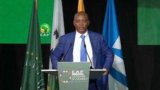 South African billionaire Motsepe elected president of African soccer