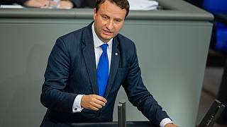 Mark Hauptmann became the third conservative politician to step down this week amid allegations of corruption.