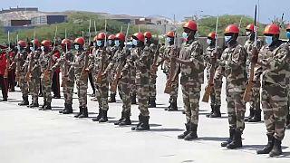 La Somalie rend un dernier hommage à son ancien président