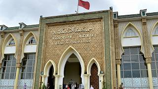 محكمة سلا قرب العاصمة الرباط.