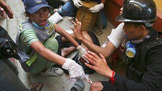 Nincs megnyugvás Mianmarban