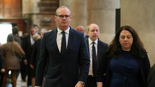 Ireland's Minister for Foreign Affairs and Trade, Simon Coveney