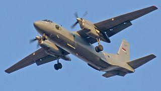 عکس تزیینی است،  Antonov An-26
