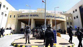 Krankenhaus in Amman