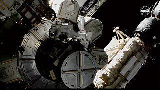 Nueva caminata espacial para realizar actualizaciones en el exterior de la ISS