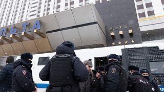 Russia: blitz della polizia, fermati 200 attivisti e politici dell'opposizione