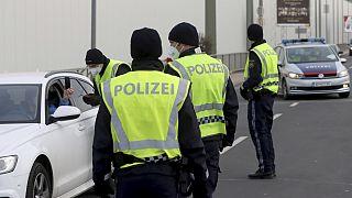 Φωτό αρχείου - Αστυνομικοί έλεγχοι στην Αυστρία