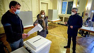 Elecciones en dos estados federados de Alemania