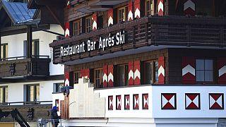 Restaurant in Österreich