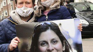 Λονδίνο προς Τεχεράνη: «Απελευθερώστε την Ναζανίν Ζαγκάρι-Ράτκλιφ»