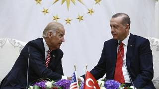 ABD Başkanı Joe Biden ve Cumhurbaşkanı Recep Tayyip Erdoğan