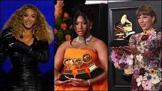 Grammy odüllerini kazanan sanatçılar