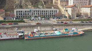 River'tri: the waterborne waste collection unit helping Lyon recycle waste