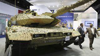 صادرات الأسلحة