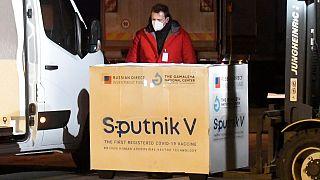 ورود محموله واکسن اسپوتنیک وی به اسلواکی