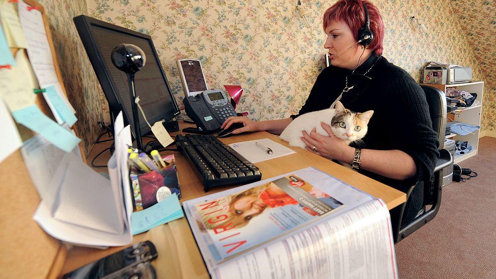 Evden çalışmak verimliliği yüzde 22 artırdı | Araştırma