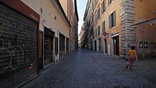 """Lockdown in Italien: """"Es ist fast wie vor einem Jahr"""""""