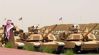 رژه نظامی در کویت
