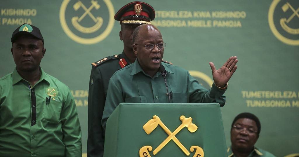 Man arrested in Tanzania for reporting that president Magufuli is ill |  Africanews