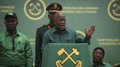 Man arrested in Tanzania for reporting that president Magufuli is ill