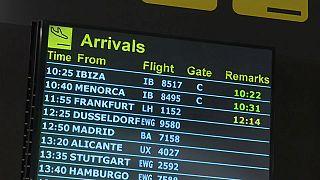 Los vuelos de Alemania a Mallorca, completos
