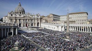 Praça de São Pedro, Vaticano (arquivo)
