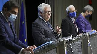 Meeting of EU Foreign and Interior ministers