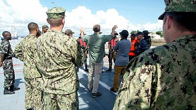 US forces to train Mozambique's marines to fight jihadist insurgency