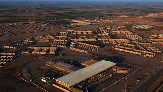 پایگاه هوایی بلد در عراق