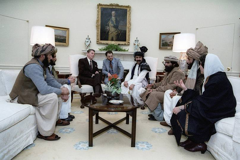 AP/ Ronald Reagan Library