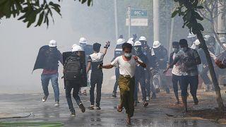 UN: Militärgewalt in Myanmar eskaliert, 138 Demonstranten getötet