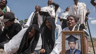 'The fighting continues': A Tigray town reels from drawn-out war