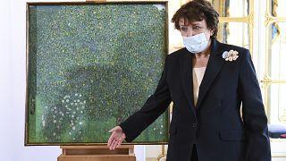 França devolve quadro de Gustave Klimt aos herdeiros