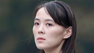 کیم یو جونگ، خواهر رهبر کره شمالی