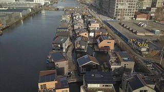 Green housing in Amsterdam