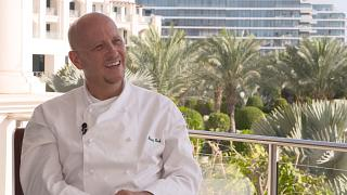 Heinz Beck: uno chef europeo a Dubai