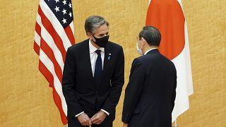 Blinken Japonya ziyaretinde Çin'i 'baskı ve saldırganlığa' karşı uyardı