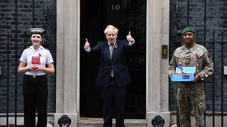Boris Johnson (britischer Premierminister)