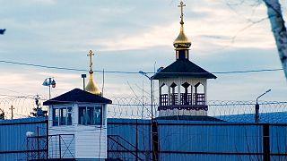 تصویری از محل حبس الکسی ناوالنی