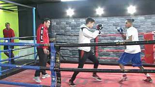 Libyan boxers prepare for African Championships
