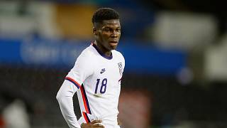 Valencia winger Musah chooses to represent USA in international football