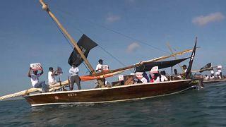 Somalian fishermen